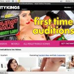 $1 First Time Auditions Trial Membership