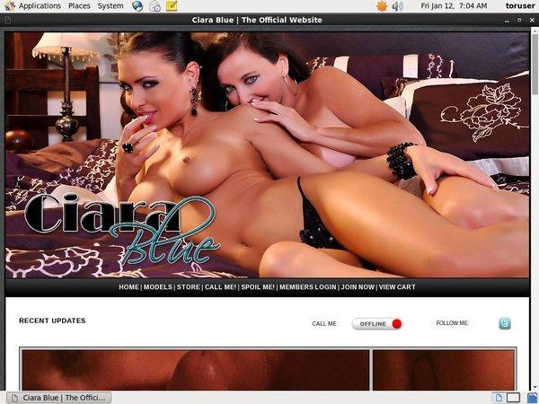 Access Ciarabluexxx.com Free