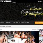 Accounts On Wivesinpantyhose.com