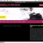 Aerebella Magick Order Form