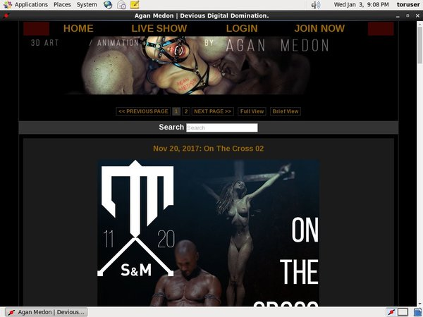 Aganmedon.com 2017