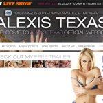 Alexistexas Logins Free