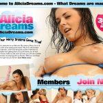 Aliciadreams.com Free Scene