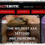 Alterotic.com Sign