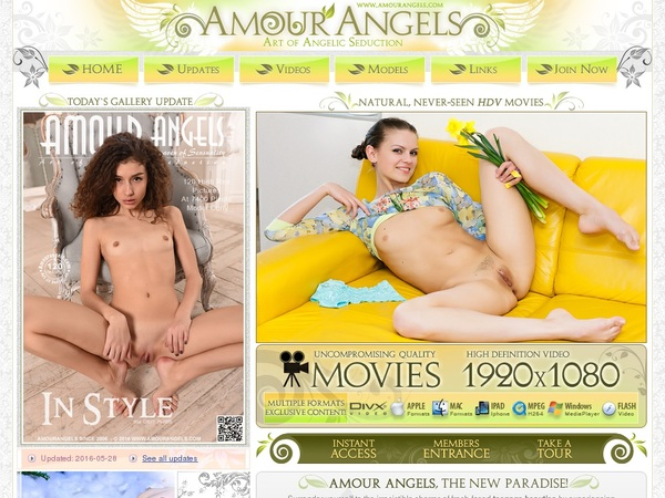 Amourangels.com Valid Password