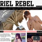 Ariel Rebel Full Site