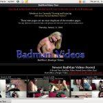 Badmanvideos.com Idealgasm