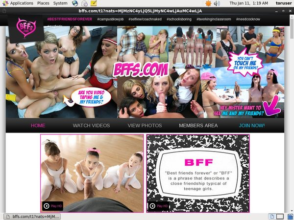 Bffs Premium Accounts