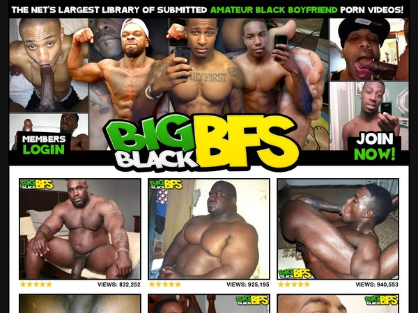 Big Black BFs Member Discount