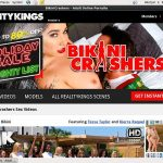 Bikini Crashers Pay Using