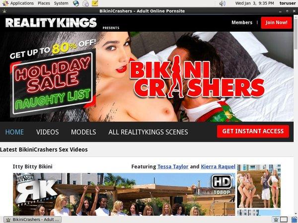 Bikinicrashers Free Trial Promotion