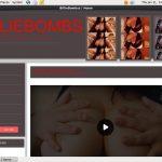 Billiebombss.modelcentro.com For Free