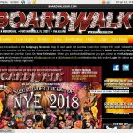 Boardwalkbar Kennwort