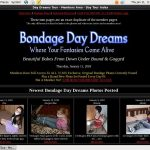 Bondage Daydreams Account Blog