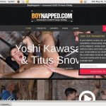 Boynapped.com Paypal Signup
