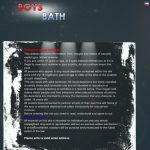 Boys Bath Promo