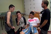 Boys Smoking gay porn