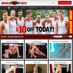 Broke Straight Boys Tube Free Membership