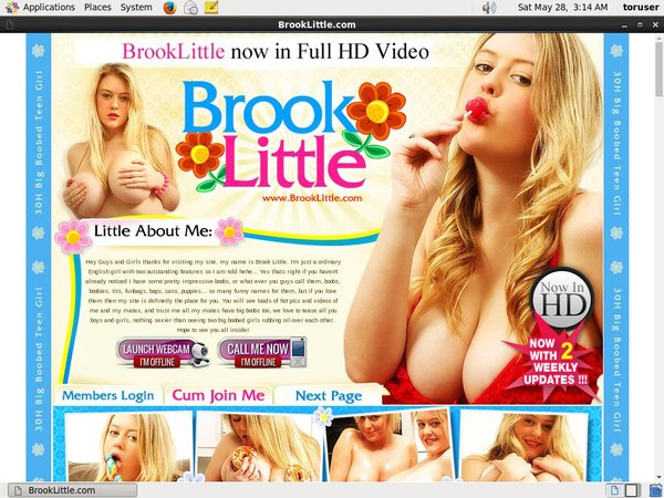 Brook Little Join Again