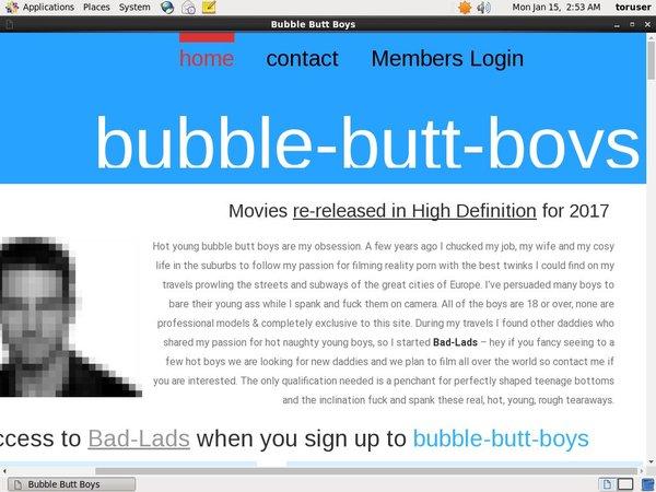 Bubble-butt-boys.com Porn Review
