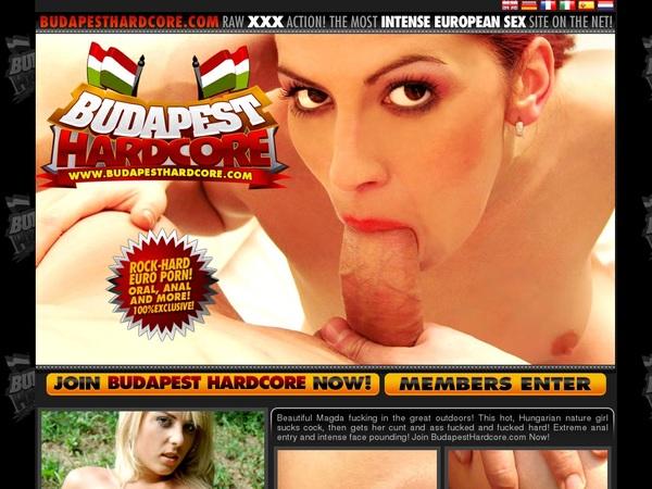 Budapesthardcore.com Free Trial Member