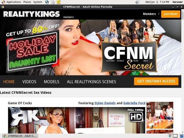 Cfnmsecret.com Discounted Deal