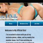 Cherie DeVille Promo Link