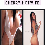 Cherry Hot Wife With Gift Card