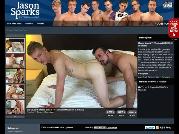 Clubjasonsparks Full Video