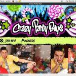 Crazy Party Boys Password Free
