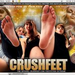 Crushfeet Password Torrent