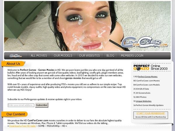Cumforcover.com Free Online