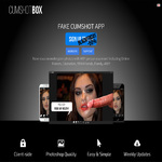 Cumshot Box Checkout Page
