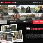 Czech Experiment Pasword