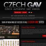 Czech GAV Porn Accounts