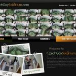 Czech Gay Solarium Daily Accounts