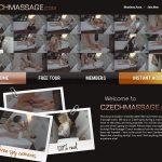 Czech Massage Trial Discount