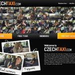Czech Taxi Bankeinzug