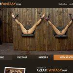 Czechfantasy.com Trial Discount