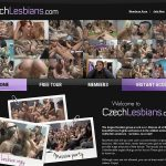 Czechlesbians.com Join Page