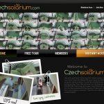 Czechsolarium Discount Access