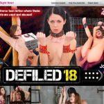 Defiled18.com Password Blog