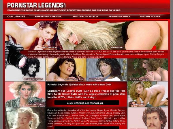 Discount Pornstarlegends.com Promo Code