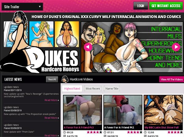 Dukeshardcorehoneys Site Rip Download