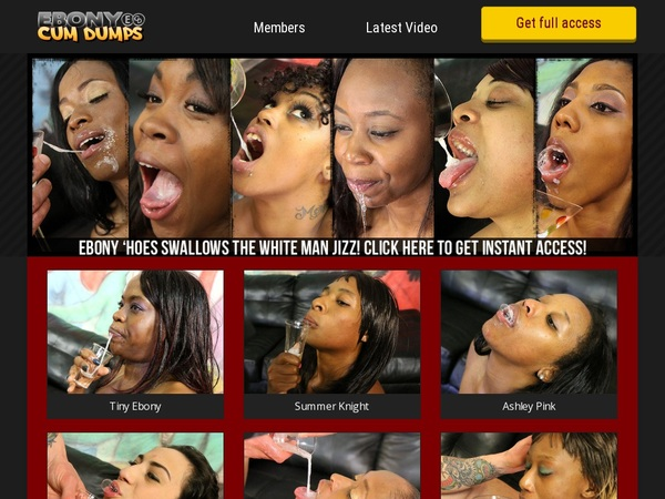 Ebonycumdumps Free Hd Videos