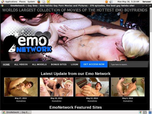 Emo Network 2018 Free