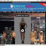 Erotic Ads Passwords Free