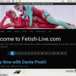 Fetishlive Free Pass