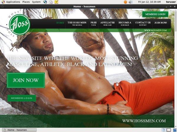 Free Account In Hossmen.com