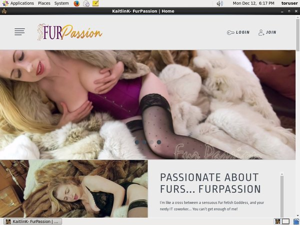 Free Account To FurPassion